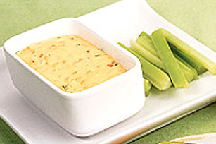 Cheesy Mustard Dip Image 1