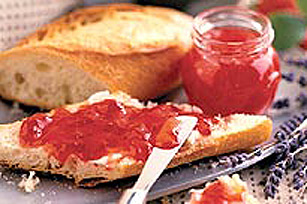 1-2-3-4 Strawberry Freezer Jam