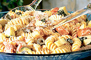 Mediterranean Pasta Salad Image 1