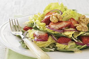 Layered Strawberry Salad