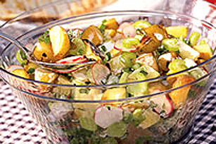 Grilled Potato Salad Image 1