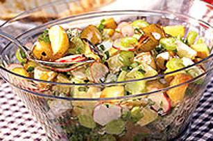 Salade de pommes de terre grillés Image 1