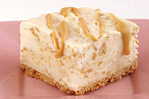 Peanut Butter Ice Cream Squares Image 1