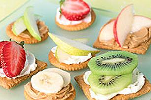 Canapés aux fruits Image 1