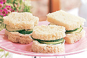 Mini Tea Sandwiches Image 1