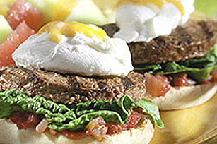 Huevos Rancheros végétariens