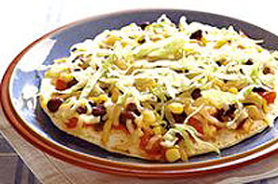 Tex Mex Pizza