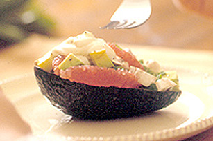 Stuffed Avocado Appetizer Image 1