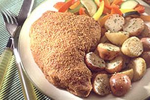 Côtelettes de porc croustillantes Image 1