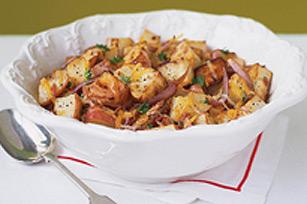 Pommes de terre rôties maison piquantes