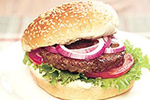 Le meilleur burger végétarien Image 1