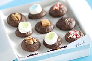 Bouchées au chocolat tendres et moelleuses Image 1