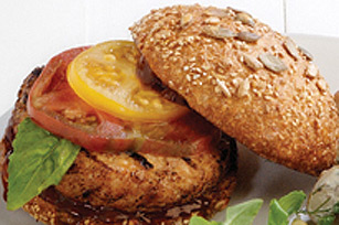 Sarah and Steve's Turkey Burgers