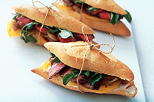 Simply Delicious Grilled Steak Sandwich