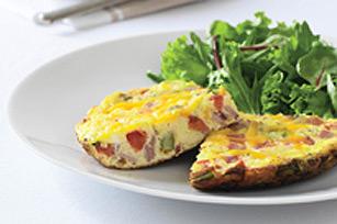 Easy Baked Omelette