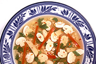 Oriental Hot  'N Sour Soup Image 1