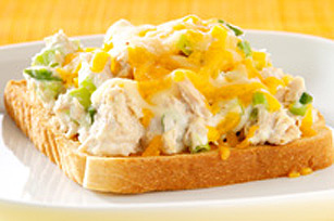 Toasted Tuna Melts