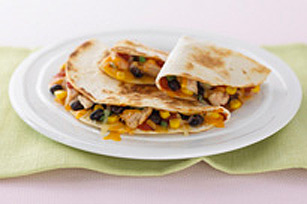 Dinnertime Quesadillas