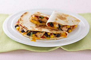 Souper de quesadillas