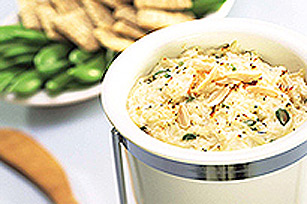 Hot & Light Crab Dip