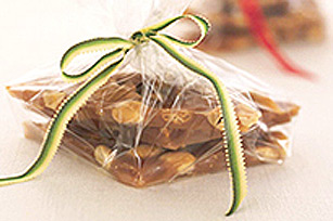 Peanut Butter Brittle Image 1