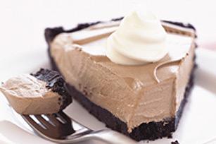 Tarte au pouding au chocolat et à la garniture Cool Whip Image 1