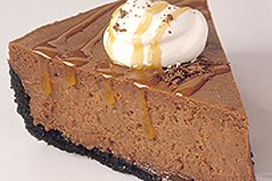 PHILADELPHIA Caramel Mochaccino Cheesecake Image 1