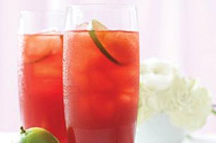 Raspberry Ice Cooler