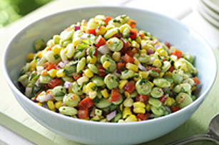 Old-Fashioned Succotash Salad Image 1