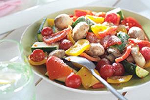 Sensational Foil-Pack Vegetables