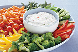 MIRACLE WHIP Creamy Ranch Dip Image 1