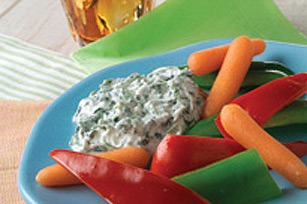 MIRACLE WHIP Creamy Spinach Dip Image 1