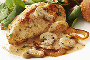 Creamy Barbecue Chicken