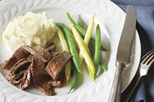 Émincé de steak glacé en toute simplicité Image 1