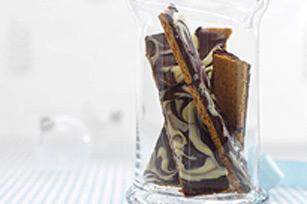 Délices marbrées au chocolat Image 1