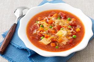 Fiesta Chicken Soup Image 1