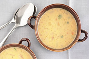 Cheezy Vegetable Soup Image 1