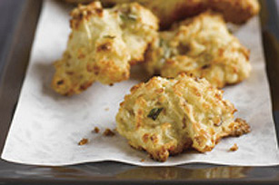 Warm Apple-Cheddar Biscuits Image 1