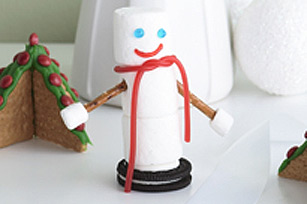 Bonhomme de neige JET-PUFFED