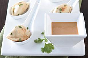 Dumplings aux crevettes épicés Image 1