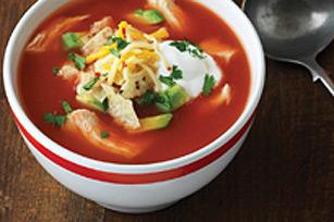 Soupe aux tortillas Image 1