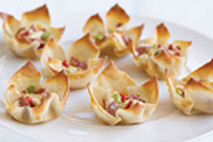 Won Ton Appetizer Bites