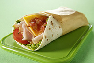 Sandwich roulé « glouglouglou » Image 1
