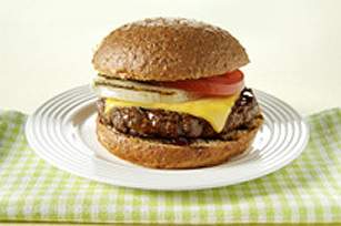 Excellentissimes hamburgers au fromage