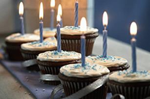 Cupcake Menorah Image 1