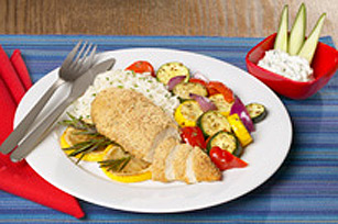 Souper de poulet à la grecque Image 1