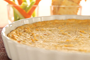 Tangy Hot Crab Dip