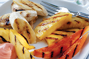 Grilled Fruit Salad Image 1