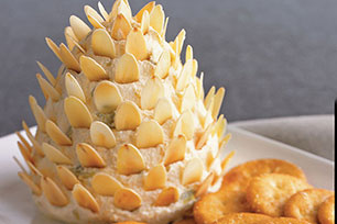 Pinecone Cheese Spread Image 1