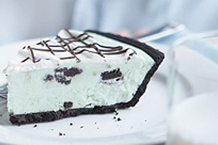 Chocolate-Mint Grasshopper Pie Image 1